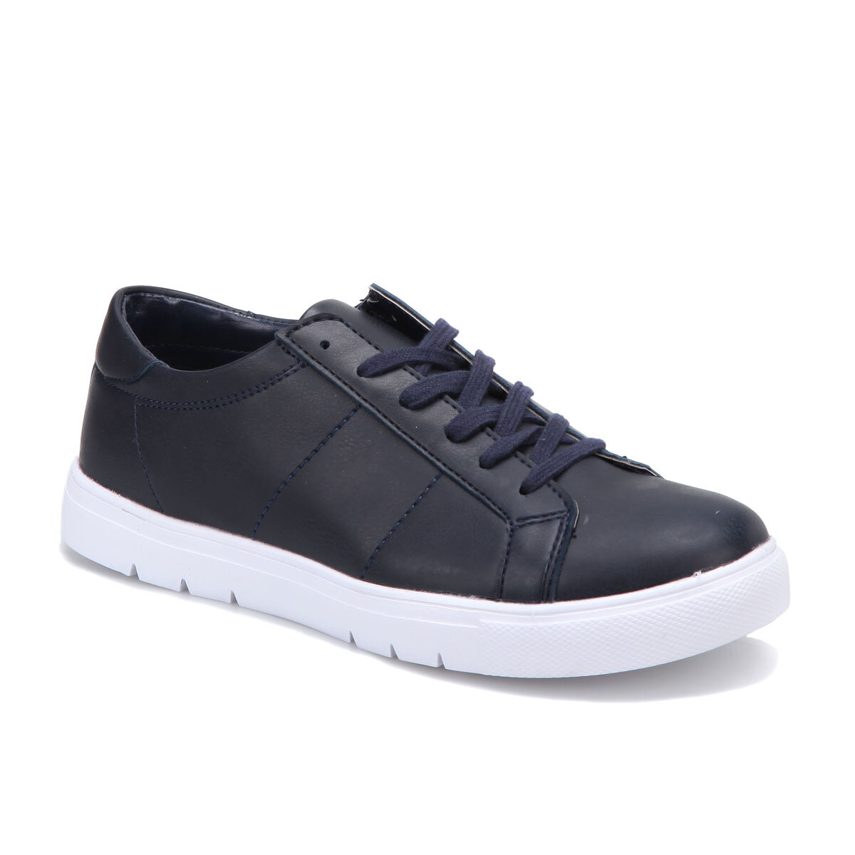 FLO MDL-1 Navy Blue Men 'S Shoes Forester