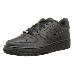 Sports Shoes for Kids Nike Air Force Black