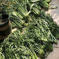 冬笋炒雪里蕻咸菜的做法图解1