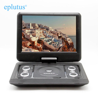 "Eplutus Portable DVD player 14.1 ""LS 130T c digital tuner DVB T2