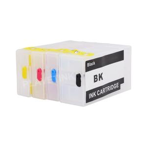 Image 3 - Plavetink kit de recharge dencre PGI 1400XL, cartouche dencre, 4 × 100ml, bouteille, Compatible avec Canon PGI 1400 et MAXIFY MB2040 MB2140