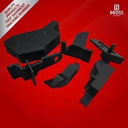 Bross BHL524 Headlight Headlamp Housing Repair Kit Left Side for Qashqai 2013-2017