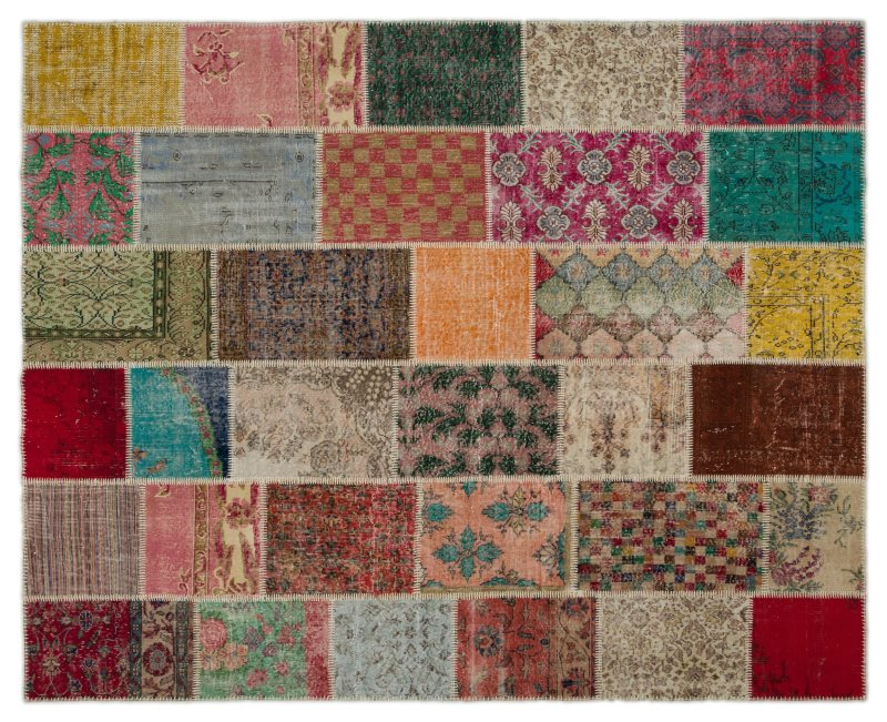 Patchwork Area Rug