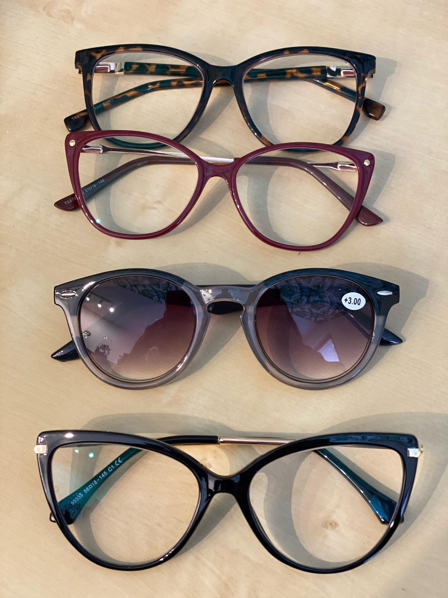 משקפי ראייה לגבר לאישה דגם 824