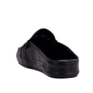 Image 4 - מפרש לייקרס שחור עור נשים של חיצוני נעל