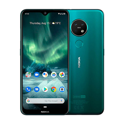 Nokia 7,2 6GB/128GB green Dual SIM