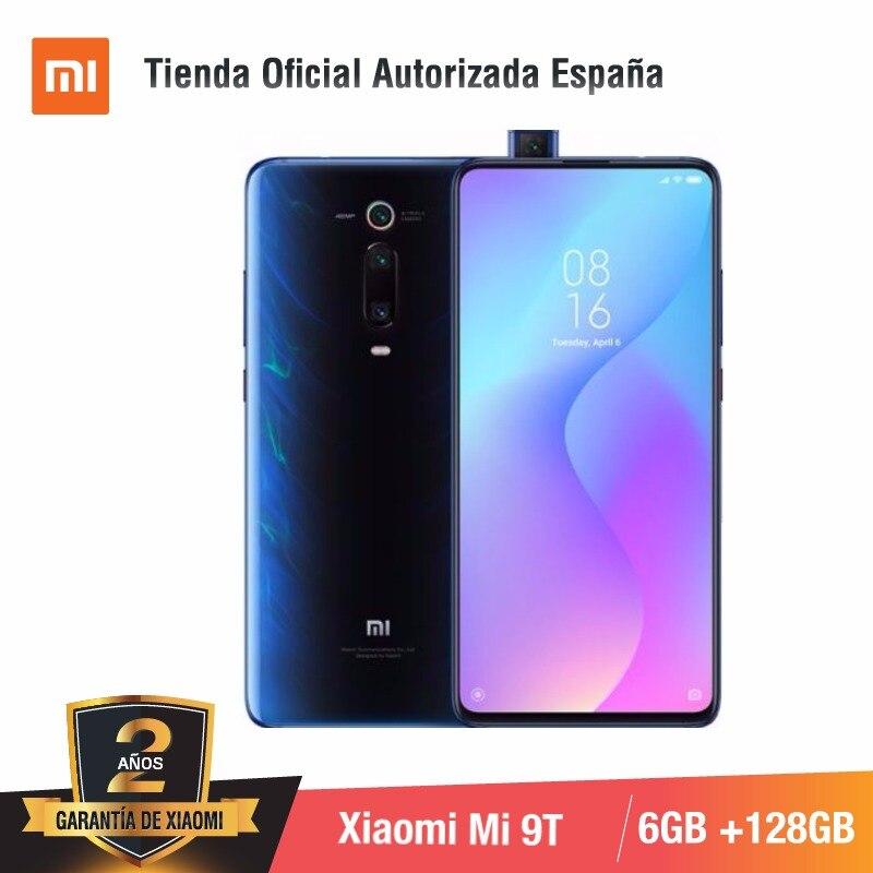 [Versão Global para a Espanha] Xiao mi mi 9T (Memoria interna de 128 GB, RAM de 6 GB, Triple cámara de 48 MP) smartphone