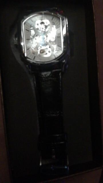 -- Superior Superior Relógio