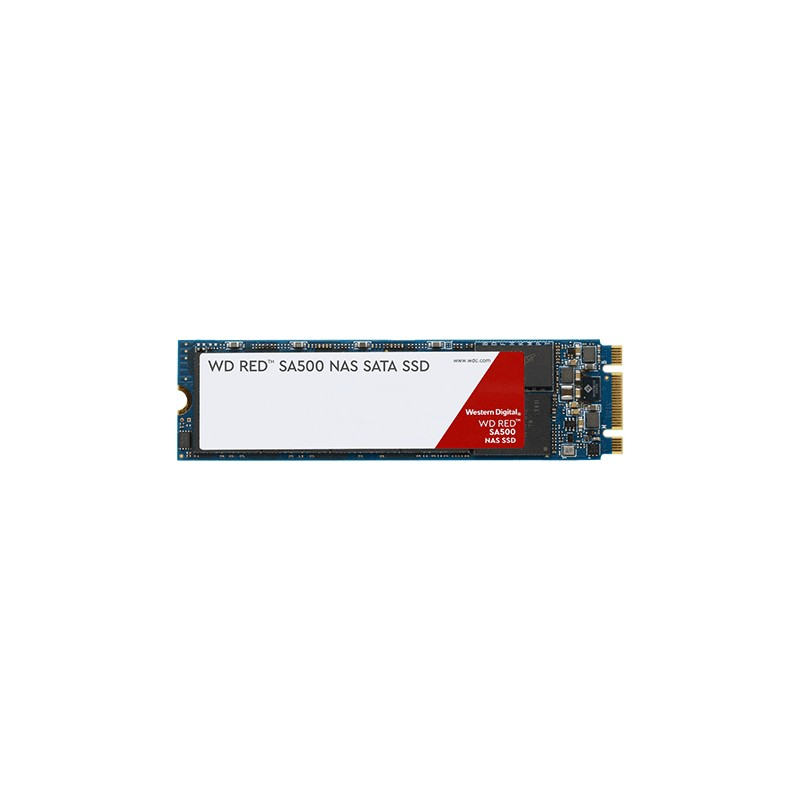 Western Digital <font><b>Ssd</b></font> <font><b>Wd</b></font> Red Sata M.2 <font><b>500gb</b></font> image