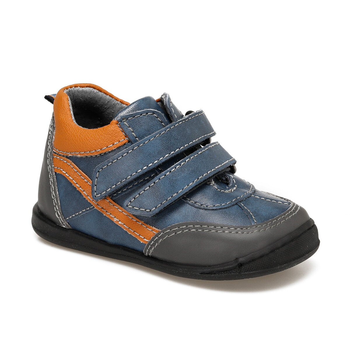 FLO MELANIA FIRST STEP-M Blue Male Child Boots Kifidis