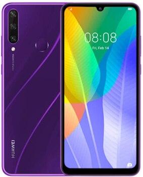 Перейти на Алиэкспресс и купить Телефон Huawei Y6p (2020), фиолетовый (фиолетовый), две sim-карты, внутренняя память 64 ГБ, 3 Гб оперативной памяти, экран 6,3 дюйма.