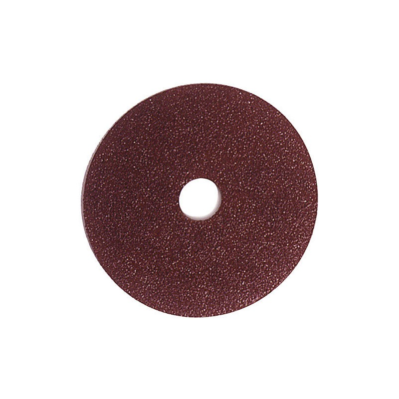 Sanding Disc Iron 125x22mm. Grit 80 (Pack Of 25 PCs)
