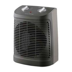 Aquecedor de ventilador portátil rowenta so2320 2000 w antracite