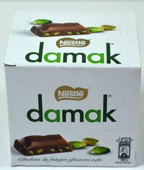 Damak pistacji czekolada mleczna 6-Pack tanie i dobre opinie Mężczyzna 12 + y DE (pochodzenie)