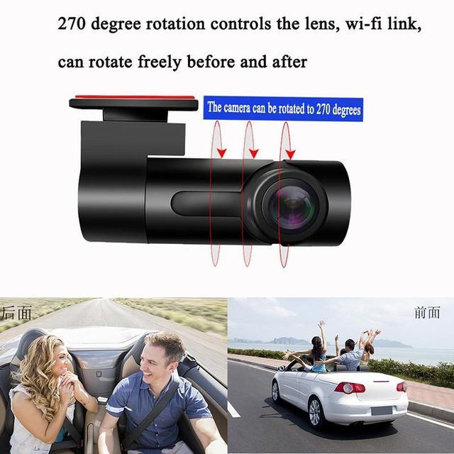 Caméra de voiture dash cam miroir enregistreur caméra de vue arrière voiture miroir dvr avec gps voiture caméra miroir enregistreur tableau de bord caméra voiture miroir HD