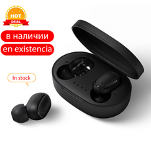 A6S Wireless Earbuds PK Redmi Airdots Wireless Earphone Voice control