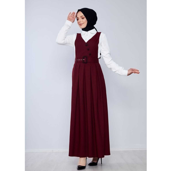 Women Long Dresses Muslim Robe Women's turkish clothes for women European Clothing Party Dress Moroccan kaftan Moroccan tagine image