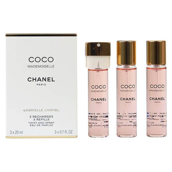 Women's Perfume Set Coco Mademoiselle Chanel (3 pcs) недорого