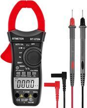 Digital Clamp Multimeter BT 570N Auto Range AC DC Clamp meter 6000 Counts True RMS Resistance