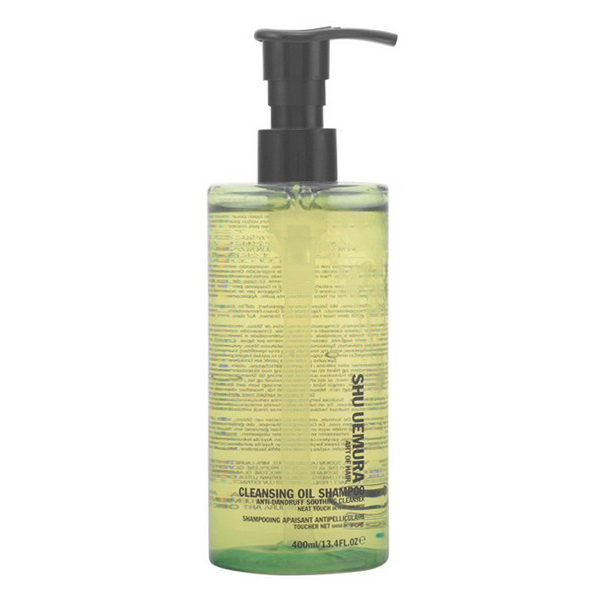 Anti-dandruff Shampoo Cleansing Oil Shu Uemura (400 Ml)