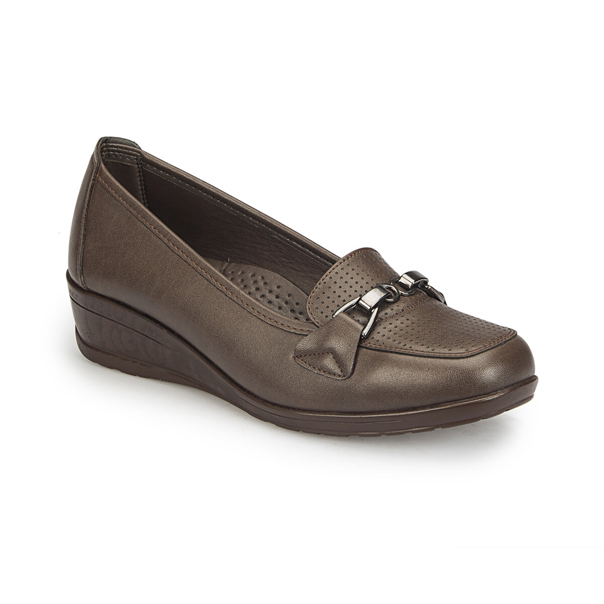 FLO 81.158485.Z Brown Women Basic Comfort Polaris