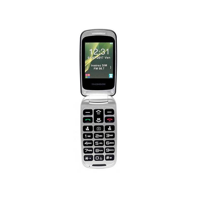 Mobile Phone For Seniors Thomson SEREA 63 2,4
