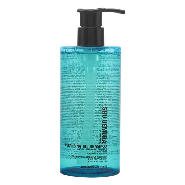 Anti-Grease Shampoo Cleansing Oil Shu Uemura (400 Ml)