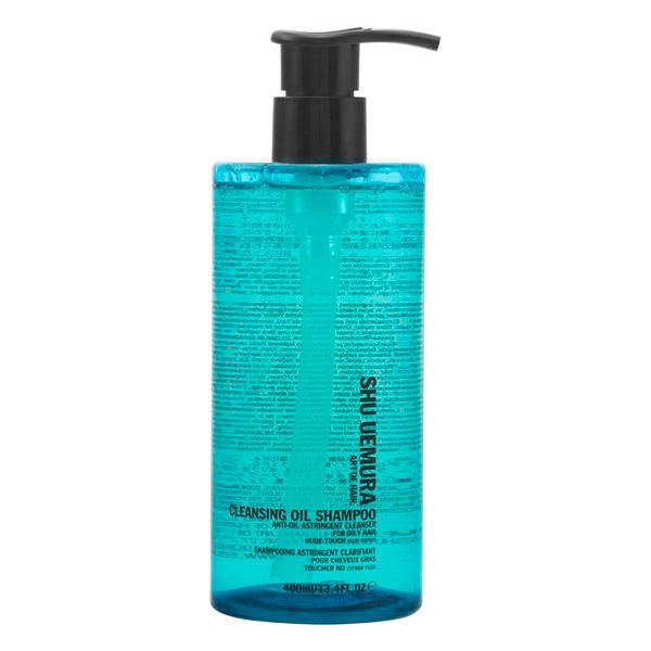 Anti-Grease Shampoo Cleansing Oil Shu Uemura (400 Ml)