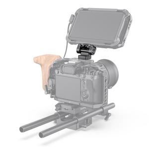 Image 5 - Универсальный держатель для ЖК экрана SmallRig DSLR камеры EVF для фиксации монитора с камерой 1842