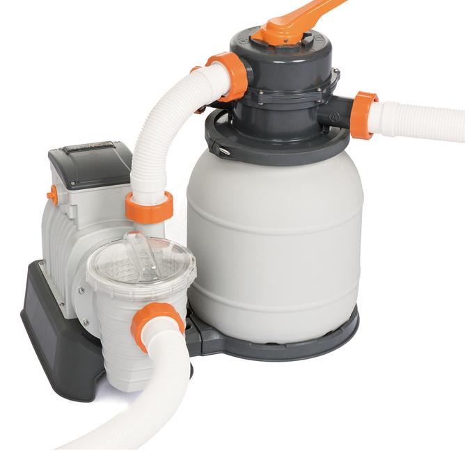 Sand Filter Pump 220 In (1000gal) 3785 Liter/hour Part No 58495