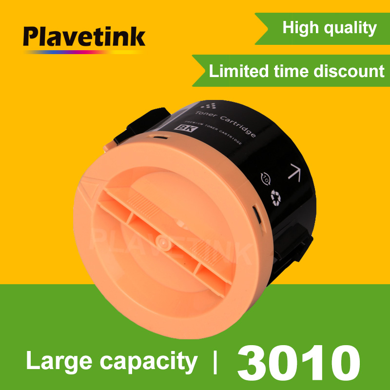 Plavetink Compatible 106R02182 106R02183 Toner Cartridge For <font><b>Xerox</b></font> Phaser <font><b>3010</b></font> <font><b>3040</b></font> WorkCentre <font><b>3045</b></font> Printers With Toner image