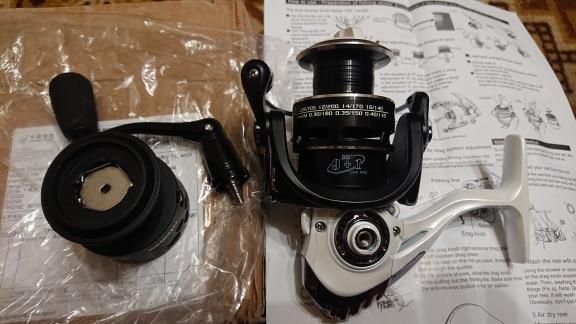 Seaknight CM II Fishing Reel  4000 5000 Spinning Reel 5.5:1 7KG 13KG Max Drag Carp Fishing Reel With Free Spare Spool|fishing reel|max dragspare spool - AliExpress