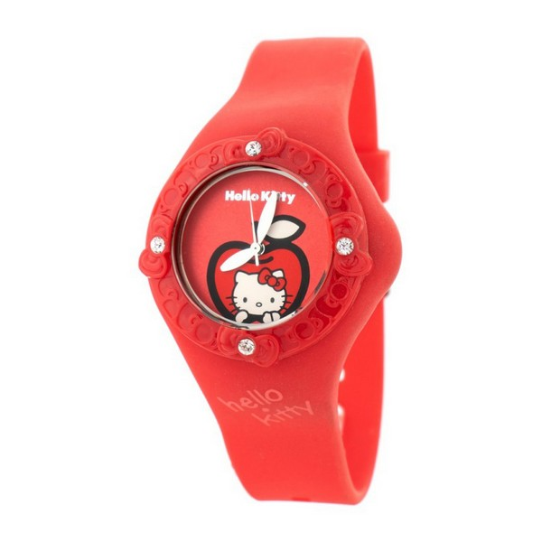 Infant's Watch Hello Kitty HK7158LS-18 (40 Mm)