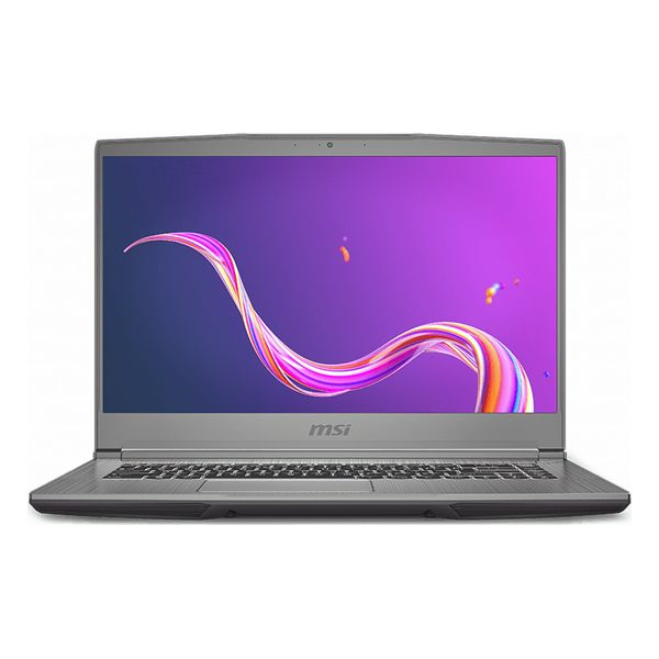 "Notebook MSI Creator 15M 077ES 15 6"" i7 9750H 32 GB RAM 1 TB SSD Grey Laptops     - title="