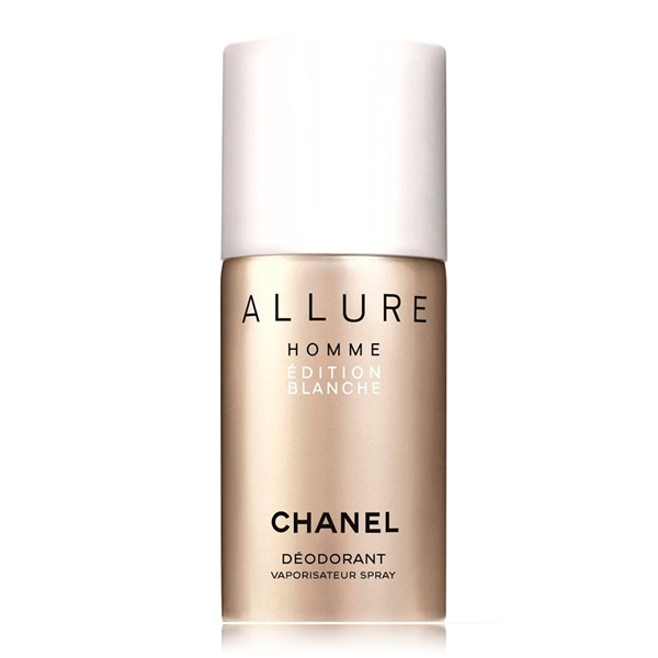 Spray Deodorant Allure Homme Edition Blanche Chanel (100 Ml)