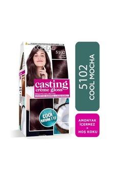 Loreal Paris Casting Creme Gloss 5102 Cool mokka 3600523807178 411471597 tanie i dobre opinie