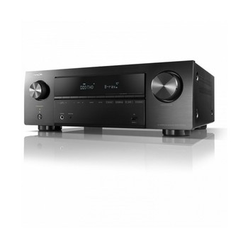 Recevitore AV Denon AVR-X550 BT 90W 4K Ultra HD Bluetooth Black