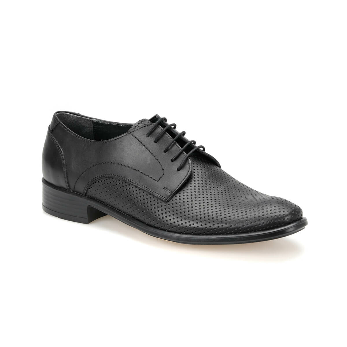 FLO GR-18 Black Men 'S Classic Shoes Garamond
