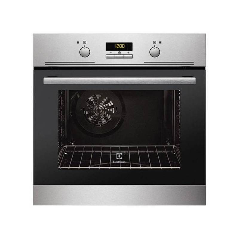 Multifunction Oven Electrolux EZB3430AOX 60 L 2500W Stainless Steel Black