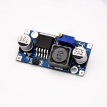 3A регулятор напряжения LM2596 LM2596S adjustable 3-40V Регулируемый понижающий модуль питания