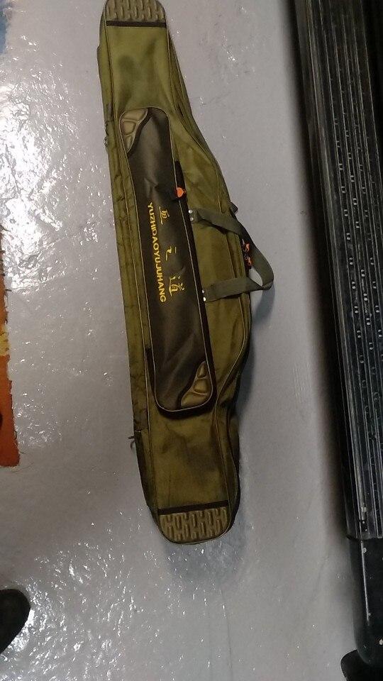 Bolsas de pesca camada viagem viagem