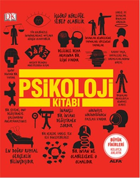 Psychology Book Collective Alpha Publishing (TURKISH)