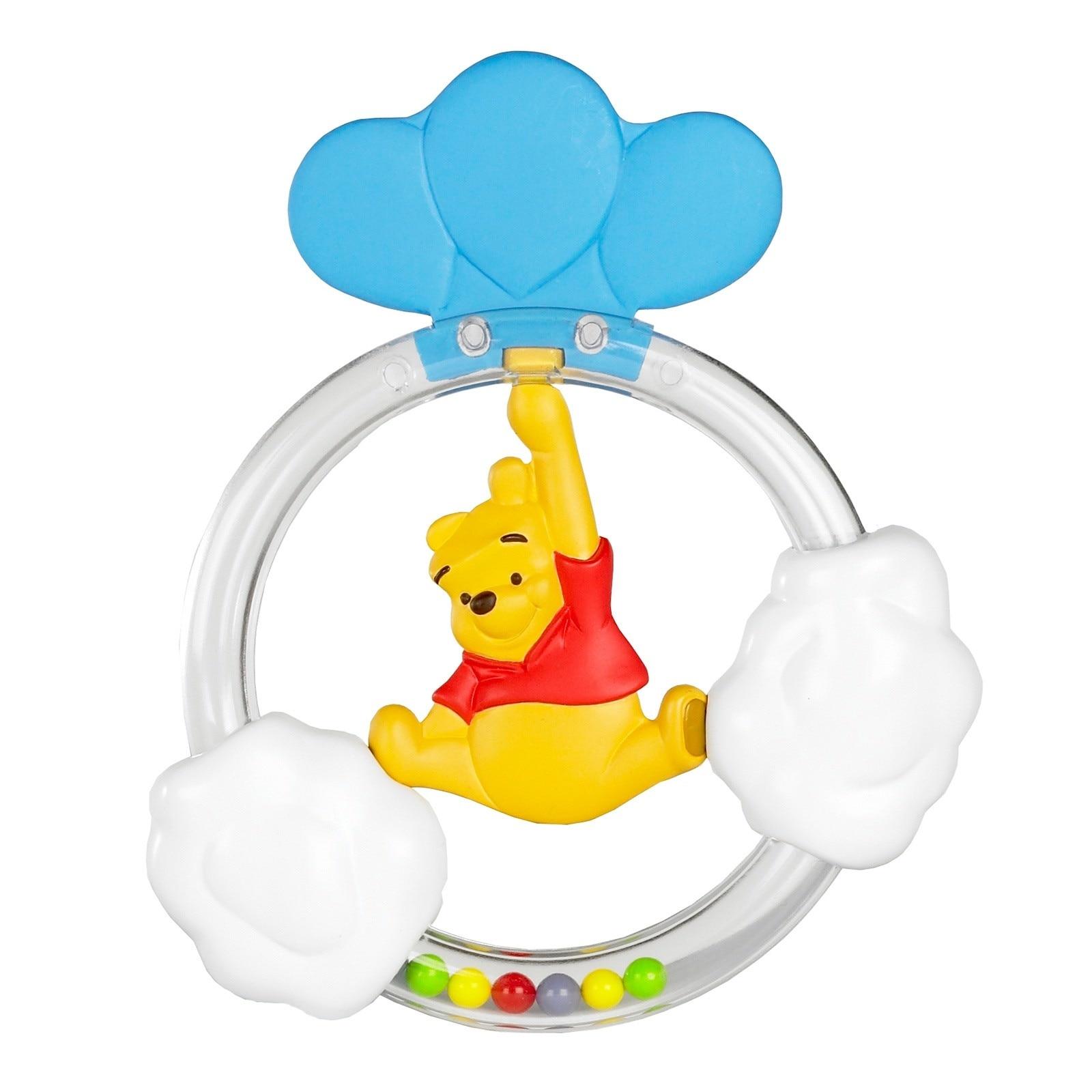 Ebebek Tomy Winnie The Pooh & Tigger Teether Rattle