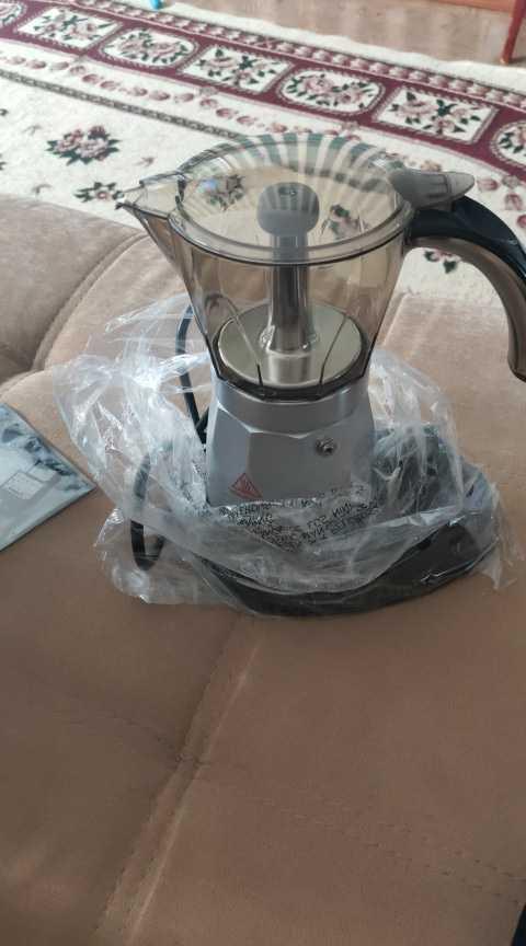 Где купить 6 чашек портативный Электрический Кофеварка из нержавеющей стали Эспрессо мокко кофе горшок Перколятор инструменты фильтр Итальянский Эспрессо Машина
