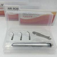 Стоматологический ультразвуковой воздушный скейлер 2 отверстия или 4 отверстия Odontologia наконечник с 3 наконечниками для чистки зубов стомато...