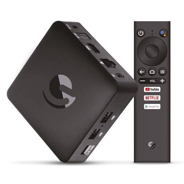 Lecteur TV Engel EN1015K 8 GB WiFi noir