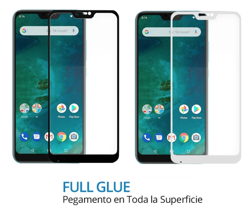 """Tempered Glass Screen Protector Film Full Glue For Cubot X30 (4G) 6.4"""""""