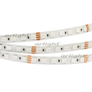 021475(1) Ribbon RT 2-5000 24 V RGB 3x (5060, 420 Led, Lux) Arlight Coil 5 M
