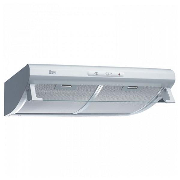 Conventional Hood Teka C6420W 60 Cm 375 M3/h 73 DB 316W White Inox