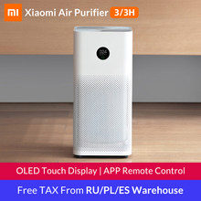 [50€-7€ code:TECHMANIA7]Filtro de ozono fresco para el hogar, esterilizador automático de formaldehído, Xiaomi purificador de aire, 3H, Cube, APP MIJIA inteligente